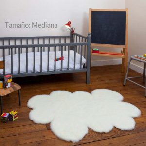 "Alfombra nube ""In the clouds""-Mediana-13439"