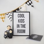 lamina-poster-habitacion-despacho-infantil-cool-kids-in-the-room-original-decorativo-minimoi