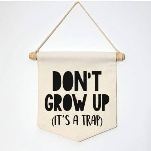 banderola-original-moderna-infantil-bonita-dont-grow-up-minimoi