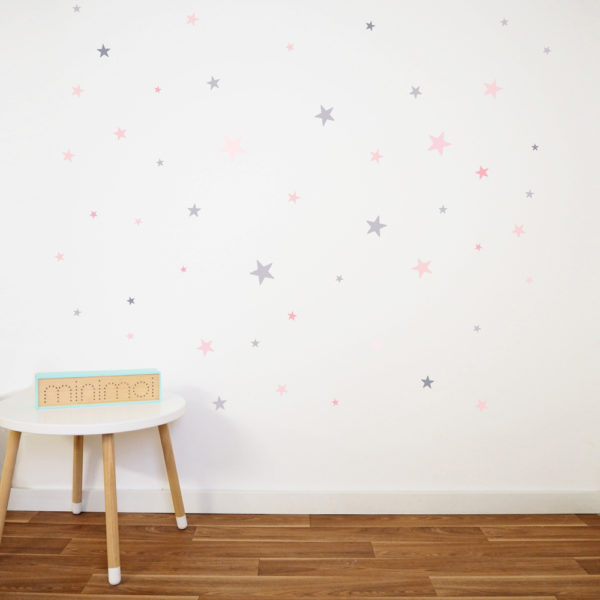 Stars-Pink-and-Grey-stickers-minimoi